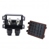 5 Pcs Panel IP65 Box For Waterproof Pieces Junction Junction Solar 50W-100W Box Solar Connecting