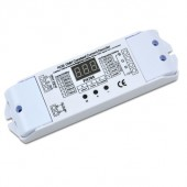 PX705 300/350/500/650/700mA*3ch 12-48V Connector Button DMX Decoder