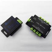 DC5-24V Led Music intelligent Magic Controller/pixel Led amplifier For WS2811 WS2812B SK6812 Smart Dream Color Led Pixel Strip