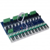 Constant Current 350/700ma 12 Channel DMX512 Decoder