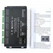 DC 5V-24V 12CH RGB DMX512 LED Controller DMX Decoder