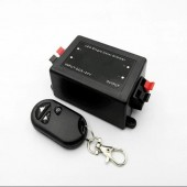 DC 12V-24V 8A LED Dimmer RF Wireless Remote Controller Switch