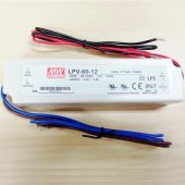 MEANWELL LPV-60-12 LED Netzteil 12V 60W constant voltage