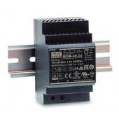 MEANWELL HDR-60 Hutschienen Netzteil 60W ultra-slim CV TÜV