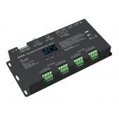 Skydance Led Controller OLED 12CH*5A 12-24VDC CV DMX Decoder D12A