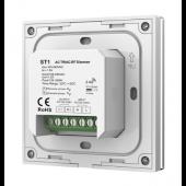 Skydance Led Controller 1CH*1.2A AC Triac Rotary Glass Panel Dimmer ST1