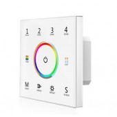 Skydance Led Controller 85-265VAC 4 Zones 1-5 Color Touch panel T15