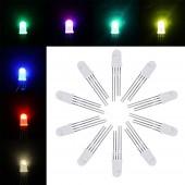 10Pcs APA106 P9823 WS2818 WS2811 F5 F8 RGB LED Chip Bead 5V Addressable