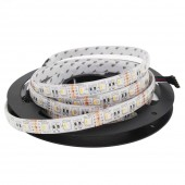 RGBW LED Strip,4 color in 1 led chip,SMD 5050 12V flexible light RGB+White / warm white ,60Leds/m,5m/lot