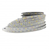 RGBW LED Strip SMD 5050 5m 60led/M 300 leds RGB +Cool White Or Warm White RGBWW RGBCW LED Tape IP20/IP65/IP67 10mm PCB DC12V