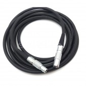 10-Pin Plug (male) To 10-Pin Connector Plug (female) Cable length; 3 m