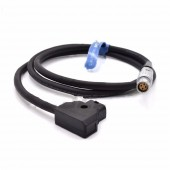 RED Epic Camera Power Cord For D-Tap To FGJ 1B 6pin Female