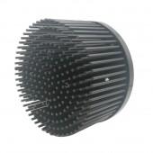 Round D133mm Pre-drilled Led pin fin Aluminum Heatsink Fit For Cob cxb3590 CXA3050 Bridgelux V29 50-65w Heat Sink Diy indoor