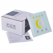 Color Temperature Touch Switch Panel Controller LED Dimmer