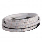 SK9822(Similar to APA102) RGB 30LEDS/M DC5V 10MM-Wide Digital Intelligent Addressable LED Strip Lights - 5m/16.4ft per roll