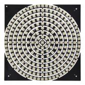 1 8 12 16 24 93 241 Bits LEDs SK6812 RGBW LED Ring Light with Integrated Module 5V 3Pcs