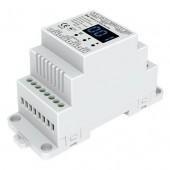 Skydance D4 4-Kanal DMX/RDM Controller 4x5A Hutschiene 2 PWM Frequenzen