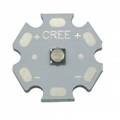 Special Price 10pcs 3W LG3535 UV 365nm High Power LED Light Chip Ultra Violet DIY with 8mm 12mm 14mm 16mm 20mm PCB