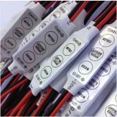 Ultra Slim Mini 3 Keys Single Color LED Dimmer Controller 12V 144W For SMD 2835 3014 5050 3528 5630 5730 LED Strip Light