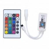 DC12V MIni Wifi RGBW Wireless LED Controller