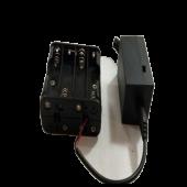 8 AA 12V Battery Case Inverter Box Driver 8 X 1.5V for 1m 3m 5m 10m 15m 20m Flexible Led Glow EL Wire Tape