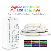 Zigbee Zll Link Smart LED Strip Set Kit Rgb+cct ZIGBEE Controller For RGB+CCT Light